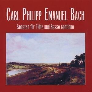 Carl Philipp Emanuel Bach: Sonaten für Flöte und Basso continuo