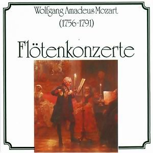 Wolfgang Amadeus Mozart: Flotenkonzerte