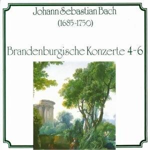 Johann Sebastian Bach: Brandenburgische Konzerte 4-6