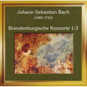 Johann Sebastian Bach: Brandenburgische Konzerte 1-3