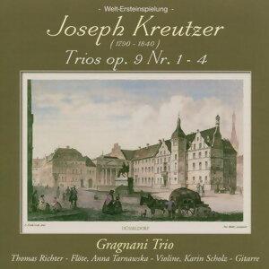 Joseph Kreutzer: Trios Op. 9 Nr. 1-4