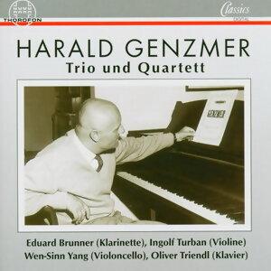 Harald Genzmer: Trio und Quartett