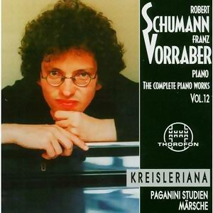 Robert Schumann: Complete Piano Works 12