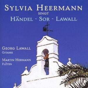 Sylvia Heermann singt Handel, Sor, Lawall