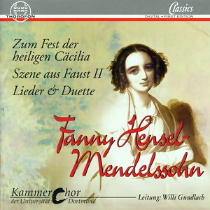 Fanny Hensel-Mendelssohn: Cacilia