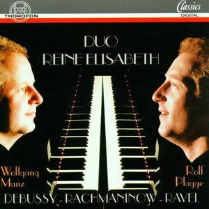 Debussy, Rachmaninov, Ravel