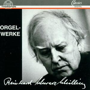 Reinhard Schwarz-Schilling: Orgelwerke