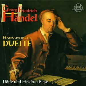 Georg Friedrich Handel: Hannoversche Duette