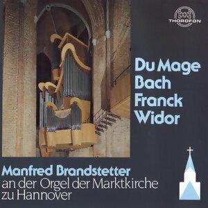 Du Mage, Bach, Franck, Widor