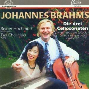 Johannes Brahms: Die drei Cellosonaten