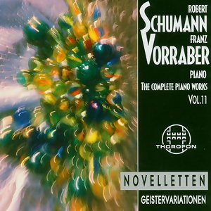 Robert Schumann: Complete Piano Works 11