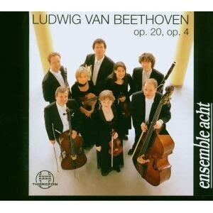 Ludwig van Beethoven: Septett op. 20, Quintett op. 4