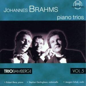 Johannes Brahms: Piano Trios