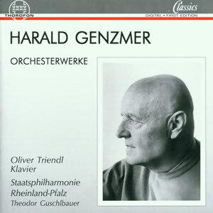 Harald Genzmer: Orchesterwerke