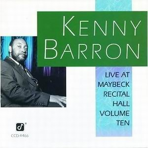 Live At Maybeck Recital Hall, Volume 10