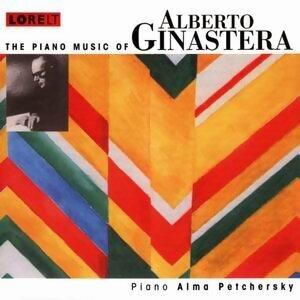 The Piano Music of Alberto Ginastera
