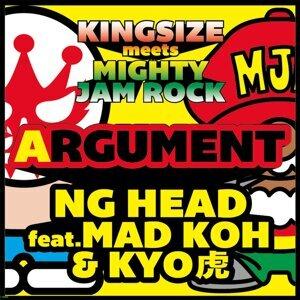 ARGUMENT (feat. MAD KOH & KYO虎) -Single (Argument (feat. Mad Koh & Kyotora) -Single)