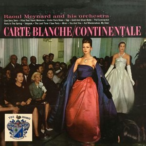 Carte Blanche - Continental