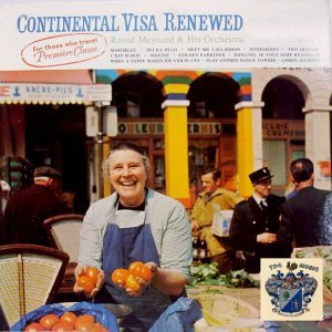 Continental Visa Renewed