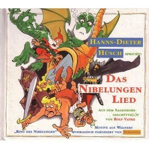 Das Nibelungenlied in Schüttelreimen