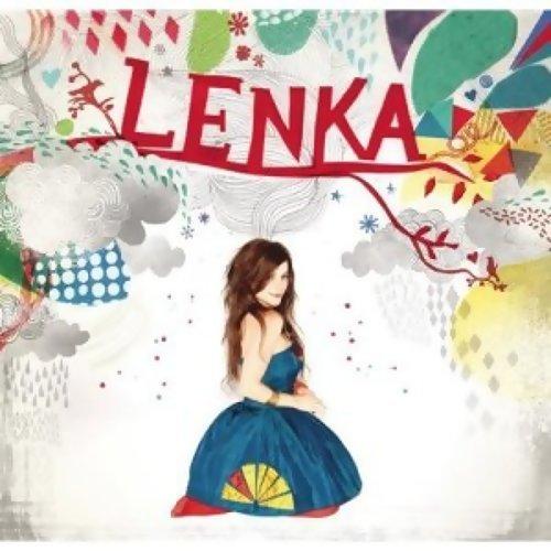 Lenka(蘭卡的異想世界) 專輯封面