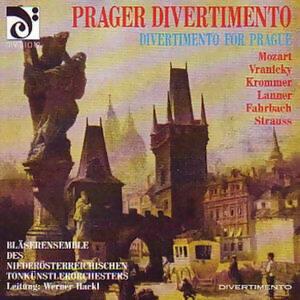 Prager Divertimento - Divertimento for Prague