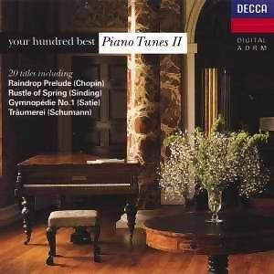 your hundred best Piano Tunes II (鋼琴名曲點播100首-第二集)
