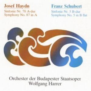 Josef Haydn: Symphony No. 87 in A, H1:87 - Franz Schubert: Symphony No. 5 in B flat, D.485