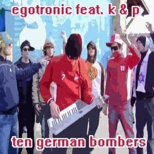 Ten German Bombers