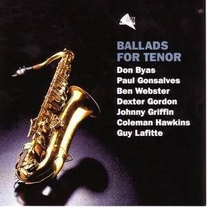 Ballads For Tenor Sax