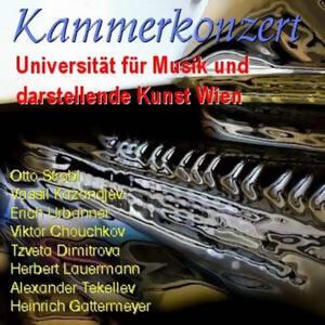 Kammerkonzert der osterreichischen Gesellschaft fur zeitgenossische Musik, 28. Juni 2000 im Fanny Mendelsohn Saal der Universitat fur Musik und darstellende Kunst Wien