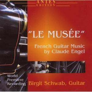 Claude Engel: Le Musee