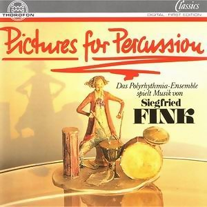 Siegfried Fink: Pictures For Percussion