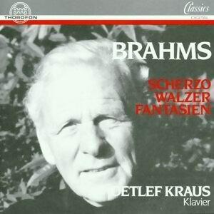 Johannes Brahms: Scherzo, Walzer, Fantasien