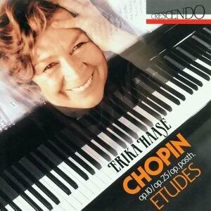 Frederic Chopin: Etudes op. 10, op. 25, Trois nouvelles Etudes