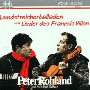 Landstreicherballaden und Lieder des Francois Villon