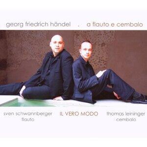 Georg Friedrich Handel: A flauto e cembalo