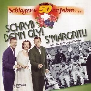 Original Schlager Der 50er Jahre...