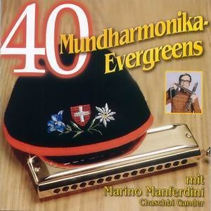 40 Mundharmonika Evergreens