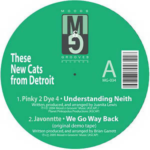These New Cats From Detroit EP