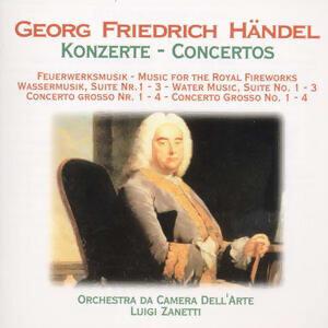 Händel: Konzerte