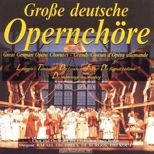 Grosse deutsche Opernchöre