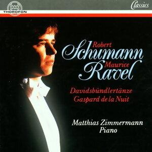 Schumann: Davidsbundlertanze op. 6 - Ravel: Gaspard de la nuit