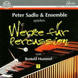 Berthold Hummel: Werke für Percussion