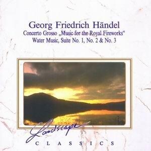Georg Friedrich Händel: Feuerwerksmusik & Wassermusik
