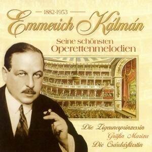 Emmerich Kalman - Seine schönsten Operettenmelodien