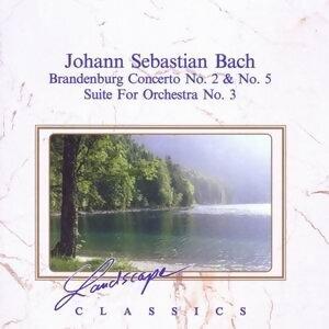 Johann Sebastian Bach: Brandenburgisches Konzert Nr. 2, F-Dur, BWV 1047 - Brandenburgisches Konzert Nr. 5, D-Dur, BWV 1050 - Suite für Orchester Nr. 3, D-Dur, BWV 1068