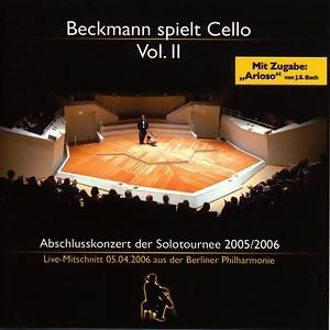 Beckmann spielt Cello Vol II