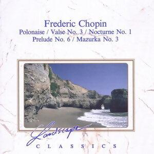 Chopin: Polonaise - Valse No. 3 - Nocturne No. 1 - Prelude No. 6 - Mazurka No. 3