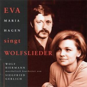 Eva-Maria Hagen singt Wolfslieder